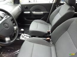 2006 Chevrolet Aveo LT Hatchback interior Photo #47549069 ...