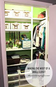 Creative Bedroom Decorating Interior Ideas With Do It Yourself Closet  Design : Modern White Wooden Clothes ...