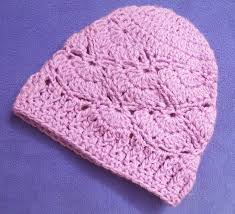 Free Crochet Baby Bonnet Pattern Magnificent Decorating Design