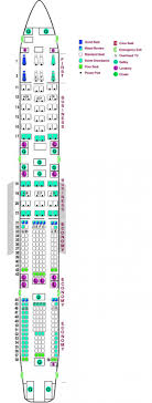 Airbus A340 500 Seating Chart Iberia Aircraft Seating Plans The Best And Latest Aircraft