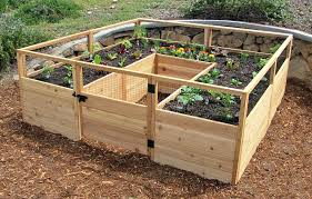 elevated raised garden beds. Elevated Garden Bed Kit Cedar Complete Raised 8 X Beds A