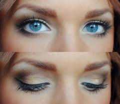 Natural Makeup Blue Eyes Brown Hair Decorativestyle Org