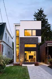 narrow lot modernse plansseplans australia copacnevada about house plans