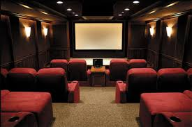 theater room lighting. movie theater style home now this is a room lighting e
