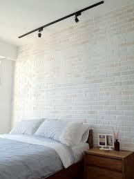 tile bedroom brick wall bedroom