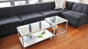 how to change the color of your coffee table with spray paint