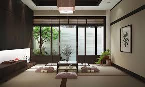 modern architectural interior design. Zen Interior Design Modern Architectural
