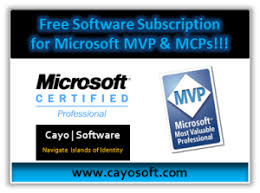 Microsoft Mvp Certification Free Software For All Microsoft Mvps And Mcps