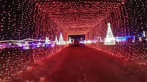 Christmas Lights Kearns Christmas In Color Drive Through Christmas Lights Hd 4k