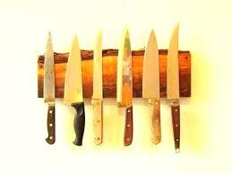 friendly magnetic knife holder
