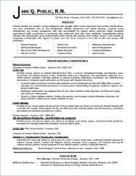 Example Of Registered Nurse Resume Custom Registered Nurse Resume Igniteresumes