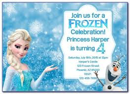 Pick out the best frozen birthday invitation templates free from our wide variety of printable templates you can freely customize to match any party theme. Free Editable Frozen Invitation Templates Vincegray2014