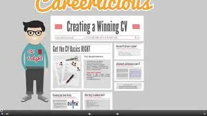creating a winning cv creating a winning cv