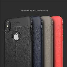 ultra thin slim luxury premium pu leather case soft tpu flexible per back cover for apple iphone x 10 8 7 6s plus samsung galaxy s8 note8 durable cell