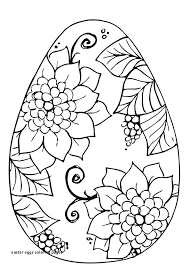 Easter Egg Printable Coloring Pages Luxury 28 Easter Egg Coloring