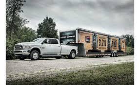 Ram Ups Towing Capacity in Bid to Outclass Larger Trucks | 2017-08 ...