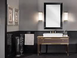 Home Decor Alluring Art Deco Bathroom Vanity Pics As Small Art
