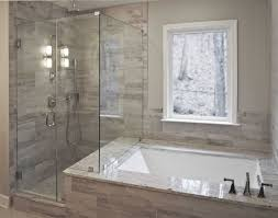 bathtub shower replacement options awesome bathroom remodel by craftworks contruction glass enclosed showerbathtub shower replacement options