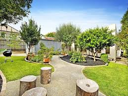 Small Picture Native Garden Ideas Nz Border Stretches And Looks Through To Pond