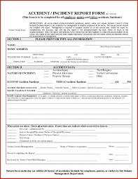 Examples Of Nursing Home Incident Report Www Tollebild Com