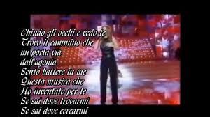 061 Adagio di Albinoni un capolavoro di Lara Fabian con testo - video  dailymotion