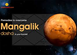 How To Overcome Manglik Dosha In Your Kundali