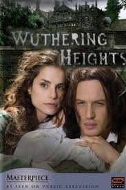 wuthering heights poster bane as heathcliff and rick wuthering heights 2009 poster bane as heathcliff and rick grimes as edgar linton