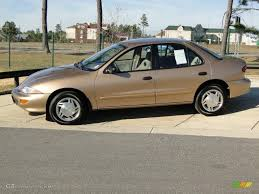 Gold Metallic 1998 Chevrolet Cavalier LS Sedan Exterior Photo ...