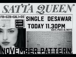 Satta King 2019 Gali 2000 Chart Desawar 2014 January 2 Queen