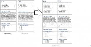Example Word Documents Translating In Word Formatting A Bilingual Word Document