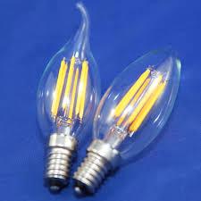 led bulb e12 dimmable filament led bulbs e12 e14 e27 led candle lamp 2w 4w 6w led bulb e12 led candelabra