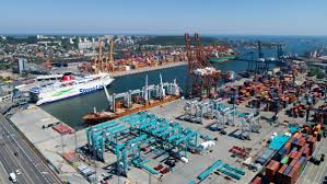port company color chart marinepoland com great results at the port of gdynia