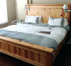 Bobs Furniture Headboards King Bed Frame And Headboard Billy Storage ...