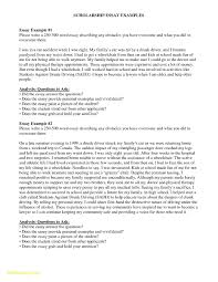 10 New Example Of Scholarship Essay Todd Cerney