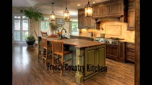 Country Kitchen Floors French Country Kitchen Youtube