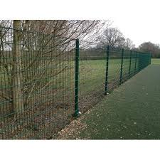 cast iron pvc coated garden wire mesh