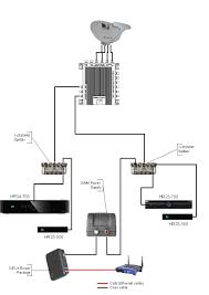 wiring diagram for directv genie installation readingrat net cool directv swm splitter at Directv Genie Wiring Schematic