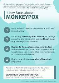 MOH confirms first case of monkeypox in ...