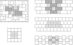 Patio pavers patterns 90 Degree Paverpatterns2web County Materials H2o Pro Pavers