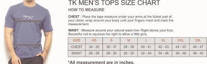 Men S Bottoms Size Chart Size Chart
