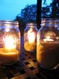 lighting jar. Outdoor Mason Jar Lights Lighting