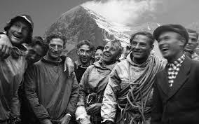 Resultado de imagen de heinrich harrer alpinista