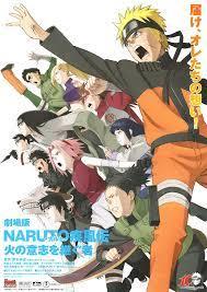 Naruto Shippūden the Movie: The Will of Fire | Narutopedia