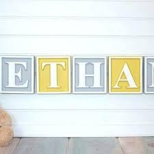 block letters for wall personalized letter blocks nursery name blocks wooden alphabet blocks custom baby name