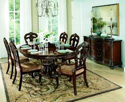 ornate dining room table and chairs. detailed images ornate dining room table and chairs