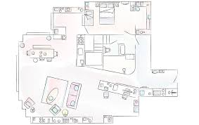 house plans kitchen in front lovely 17 small mercial kitchen floor plans