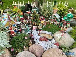 fairy gardens in the western suburbs
