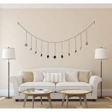 Can be placed indoors or outdoors. Symina Boho Ornaments For The Home Metal Sun Moon Garland Moon Phases Garland With Chains Celestial Chakra Magic Metal Piece Hanging Wall Decor Wall Hangings Hhm0092 Buy Online In Colombia At Desertcart Co
