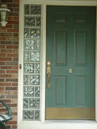 front door sidelights glass. entry door sidelights with glass blocks front d