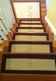 20 photo of sisal stair tread rugs with stair treads sisal
